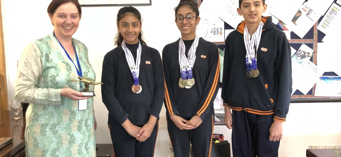 BISC Oman 2018 winners from TNS Beaconhouse DHA