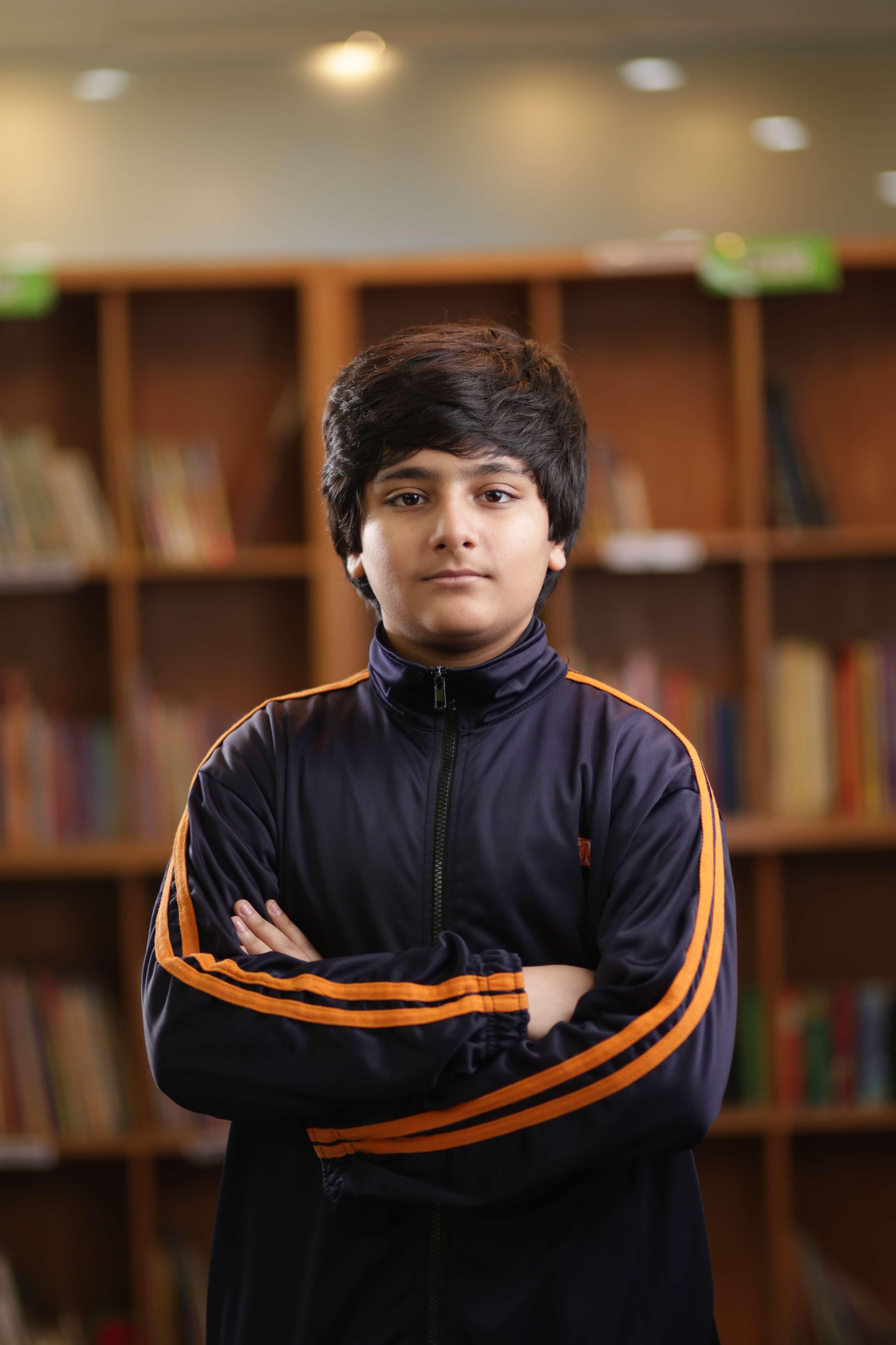 Aryaan Amin