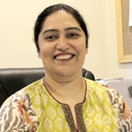 Fareeha Ahmed